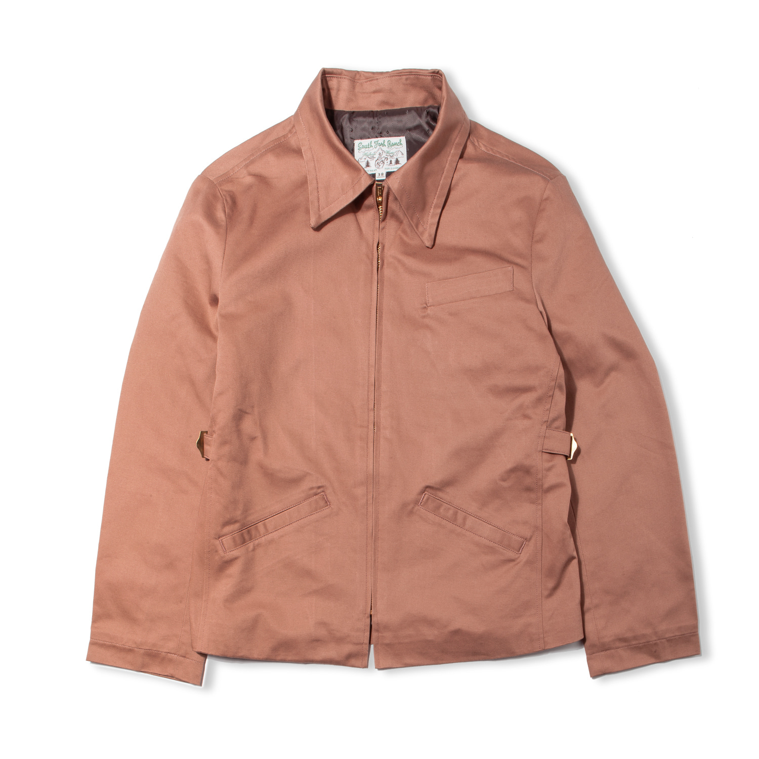 40s RANCH JACKET [ROSY BROWN]