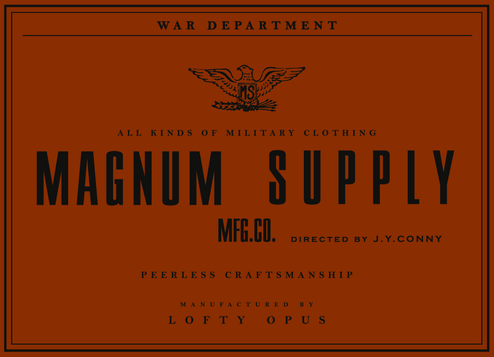 MAGNUM SUPPLY MFG. CO.